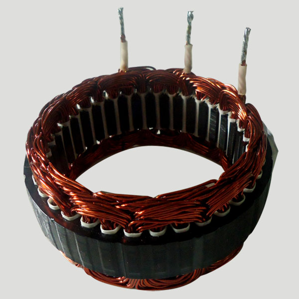 generator stator wire embedding machine car automobile