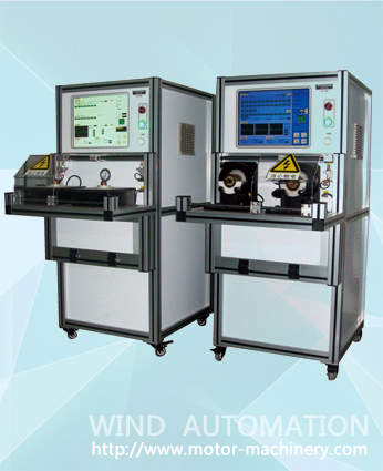 Armature testing panel WIND-AT-100